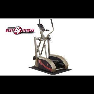 Elliptical Best Fitness E1